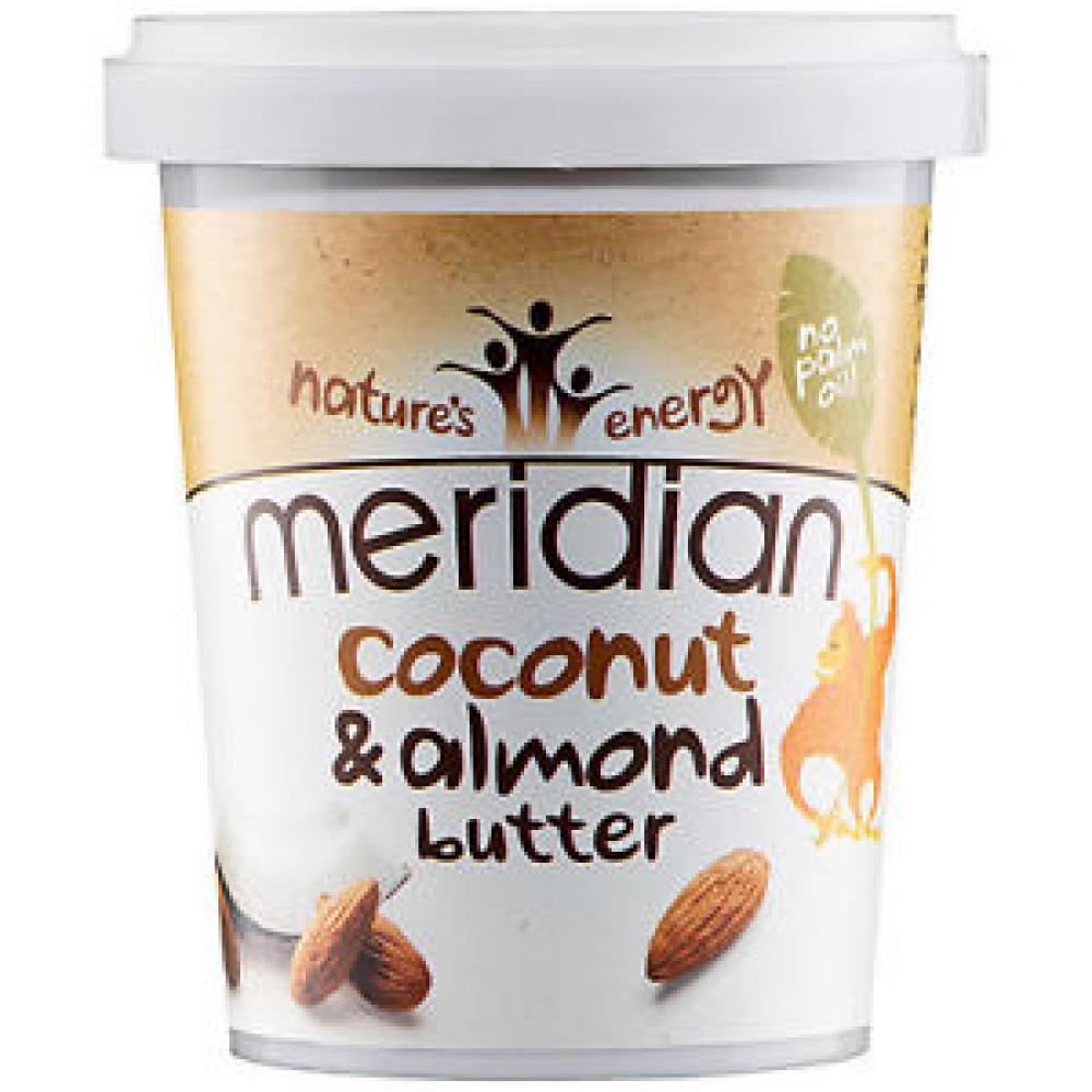 Meridian Coconut and Almond Butter 454g