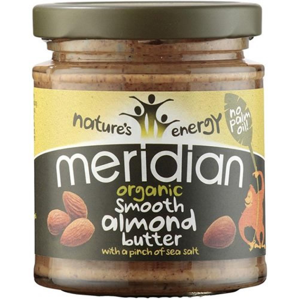 Meridian Organic Almond Butter 170 g