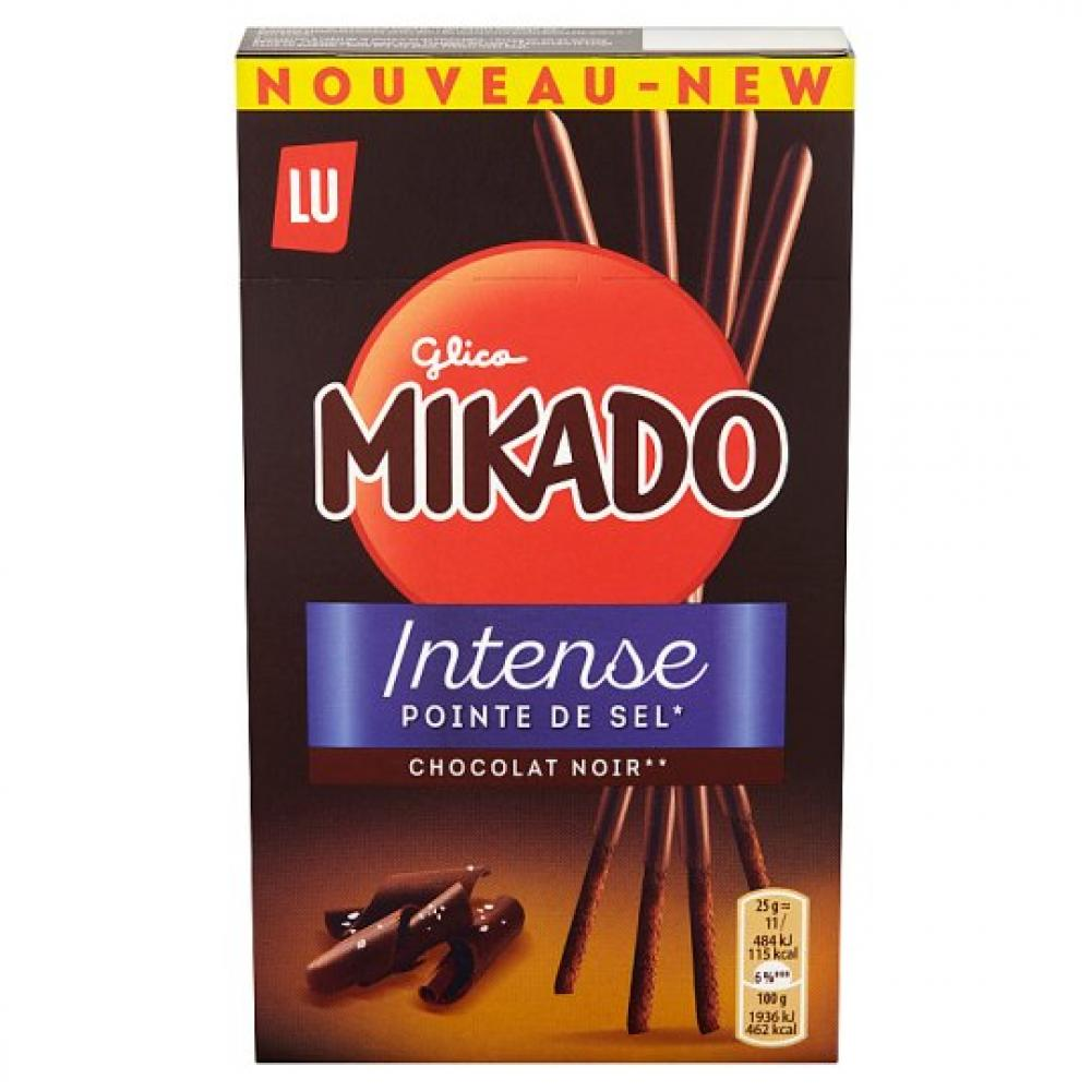 Mikado Intense Dark Chocolate with Salt 70g