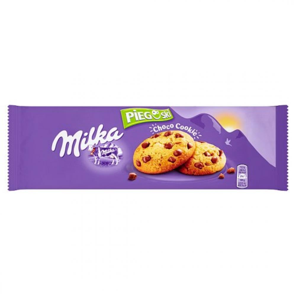 Milka Chocolate Chip Cookies 135g