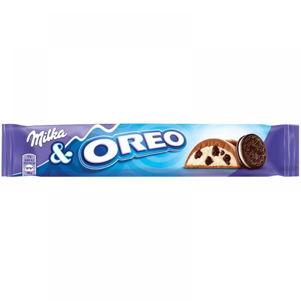 TODAY ONLY  Milka Oreo 37g
