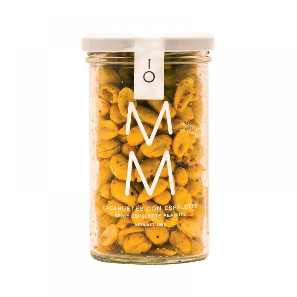 Mimo Food Spicy Espelette Peanuts 150g