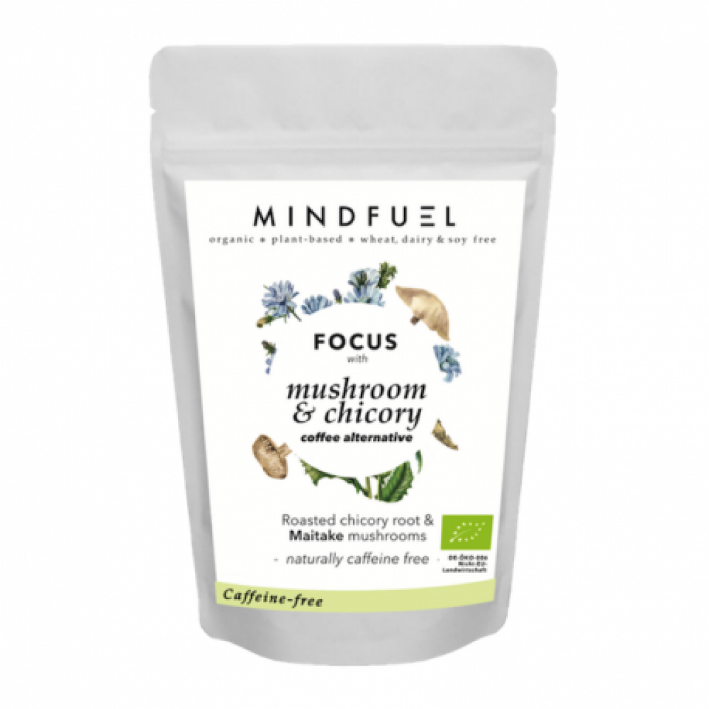 Mindfuel Focus With Mushroom And Chicory Coffee Alternative 32g