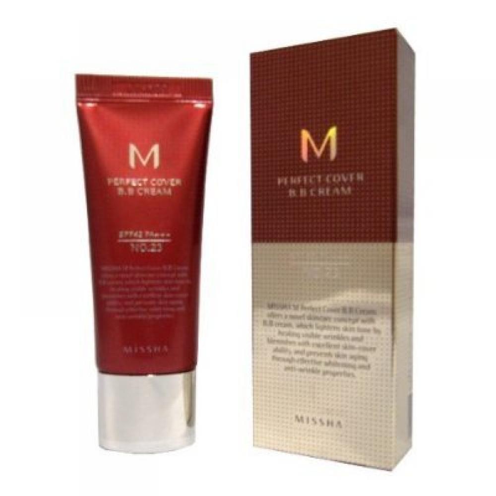 MISSHA Perfect Cover BB Cream No.23 Natural Beige 20ml