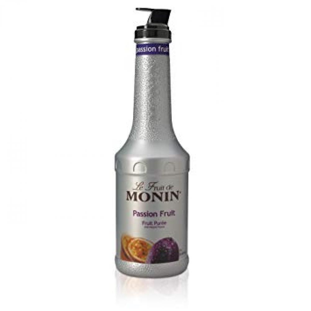 Monin Passion Fruit 1L Damaged