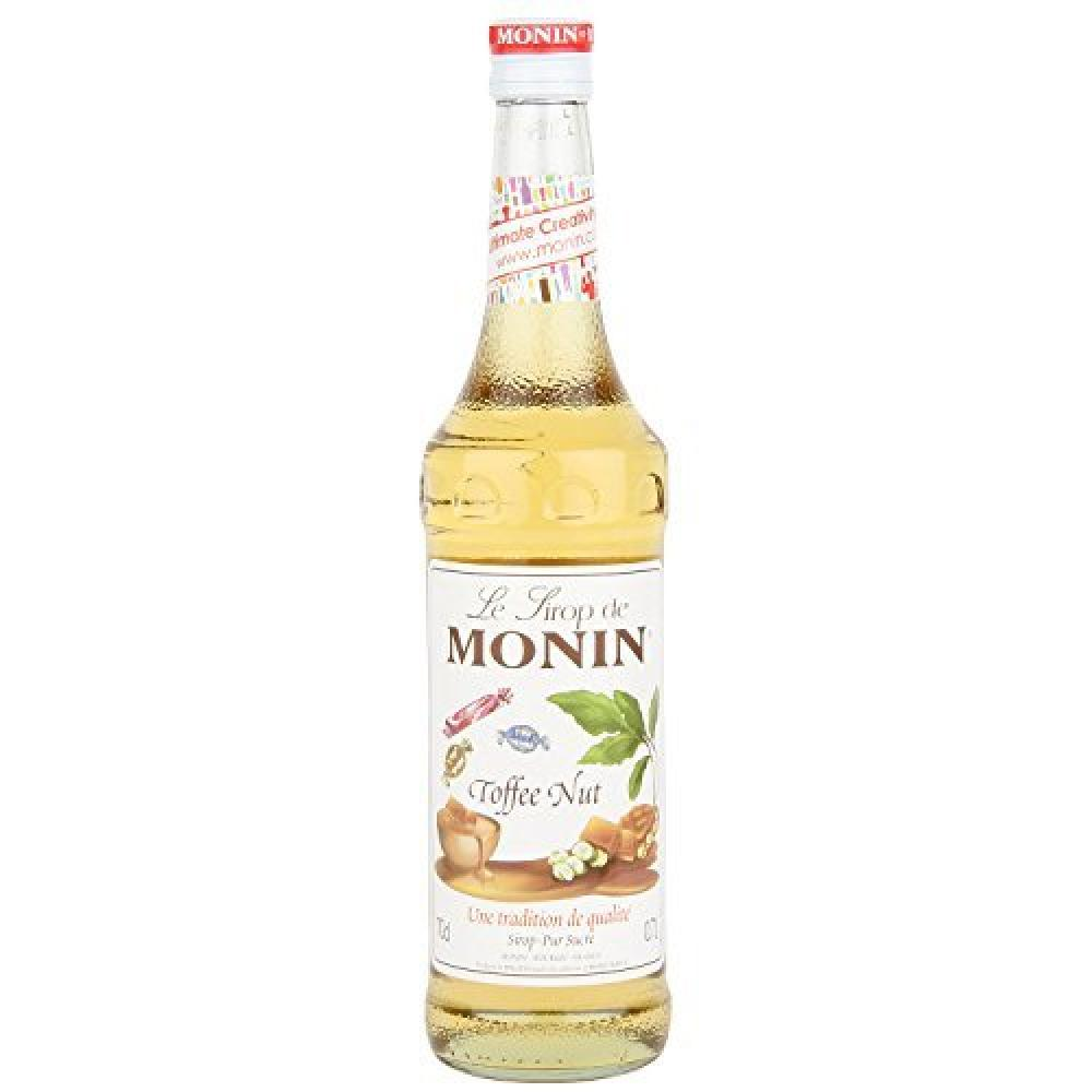 Monin Premium Toffee Nut Syrup 700ml
