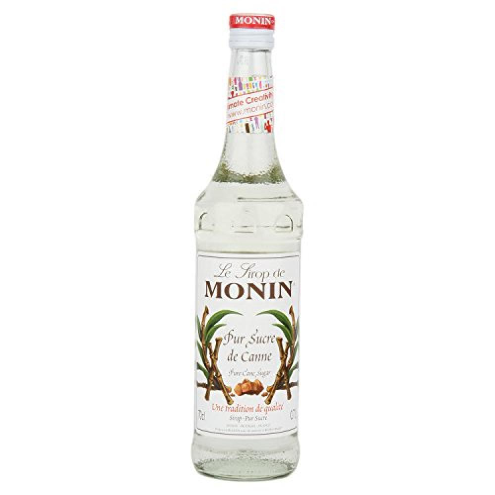 Monin Pur Sucre de Canne Syrup Syrups and Cordials 07L