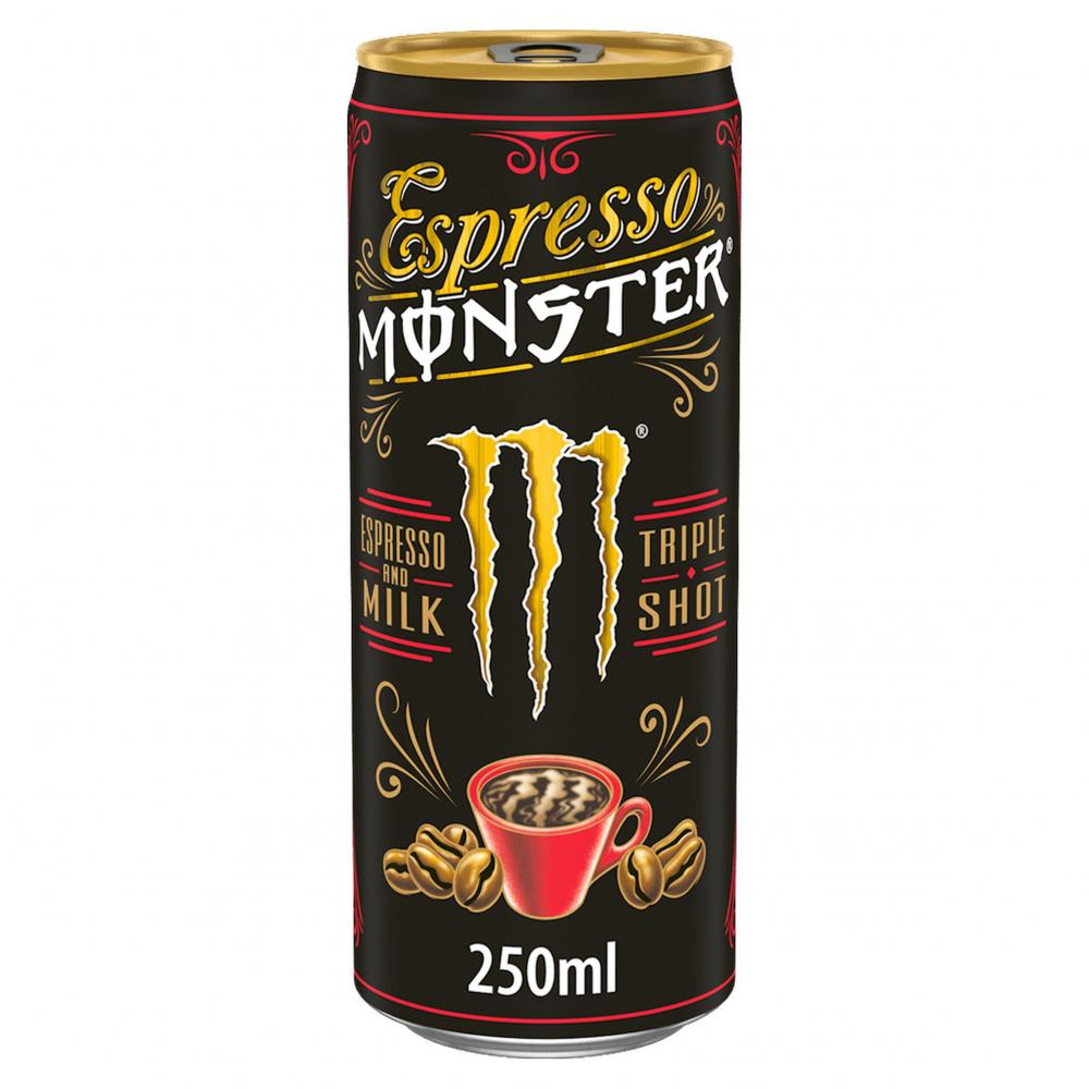 Monster Espresso and Milk 250ml
