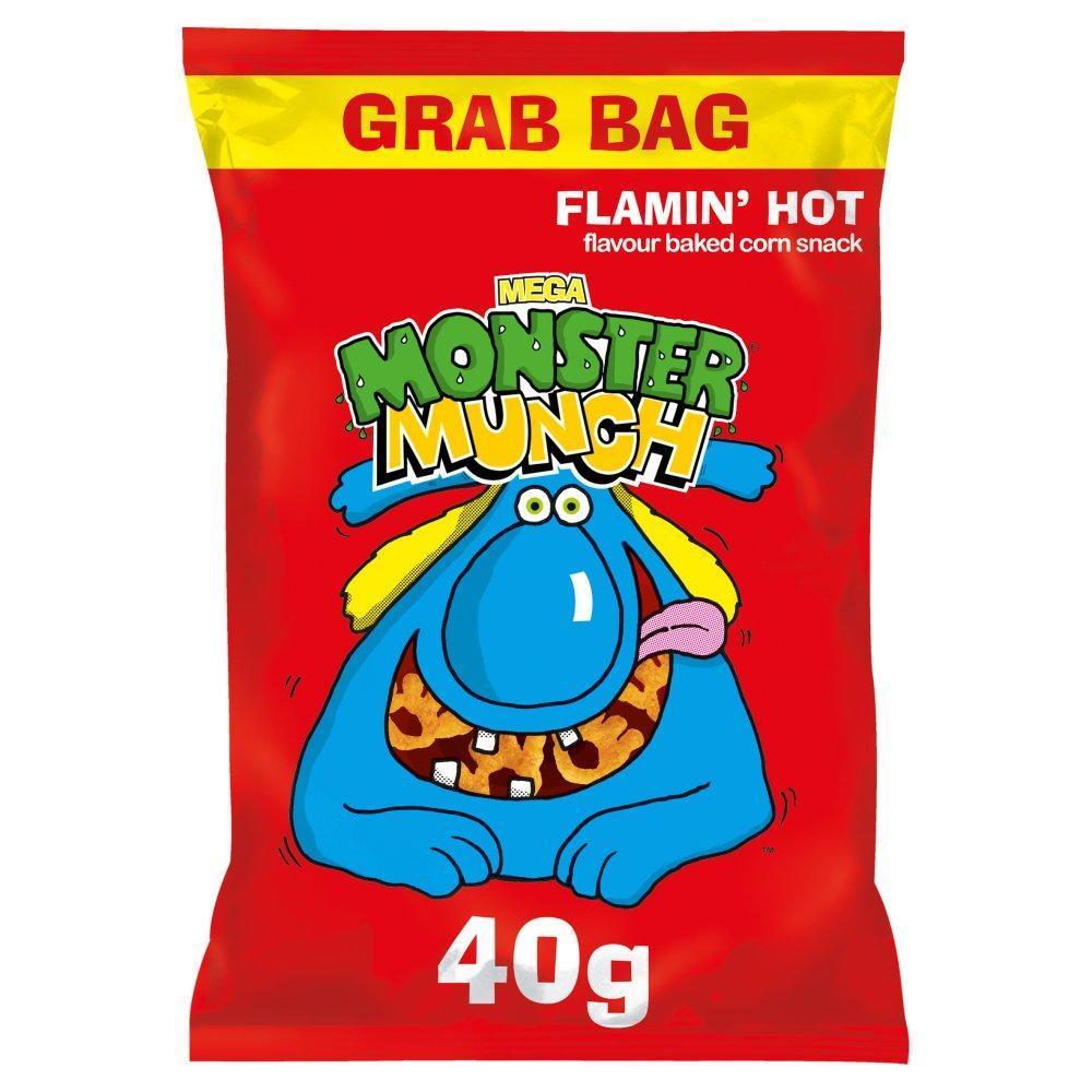 Monster Munch Flamin Hot 40g