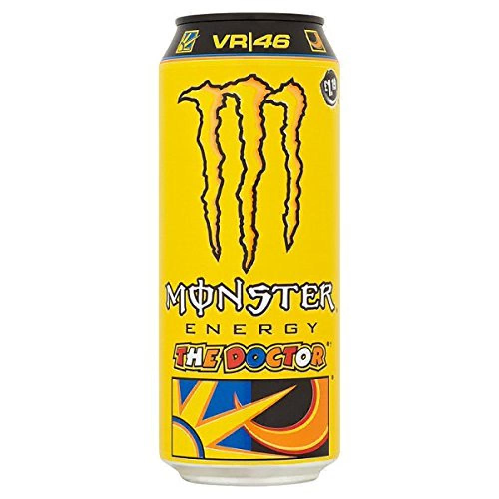 Monster The Doctor Energy Drink 500ml