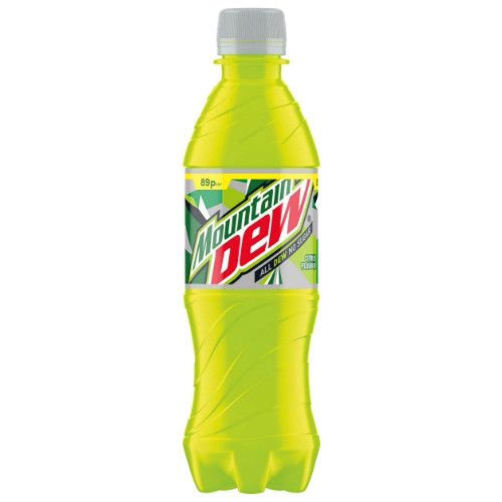 Mountain Dew Sugarfree 375ml