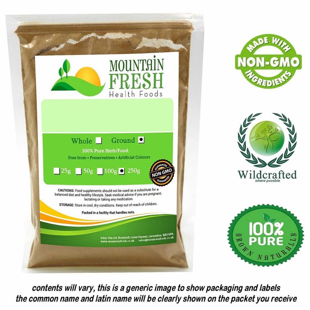 Mountain Fresh Organic Ground Dandelion Root 250g