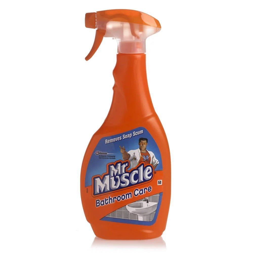Mr Muscle Bathroom Care Spray 500ml