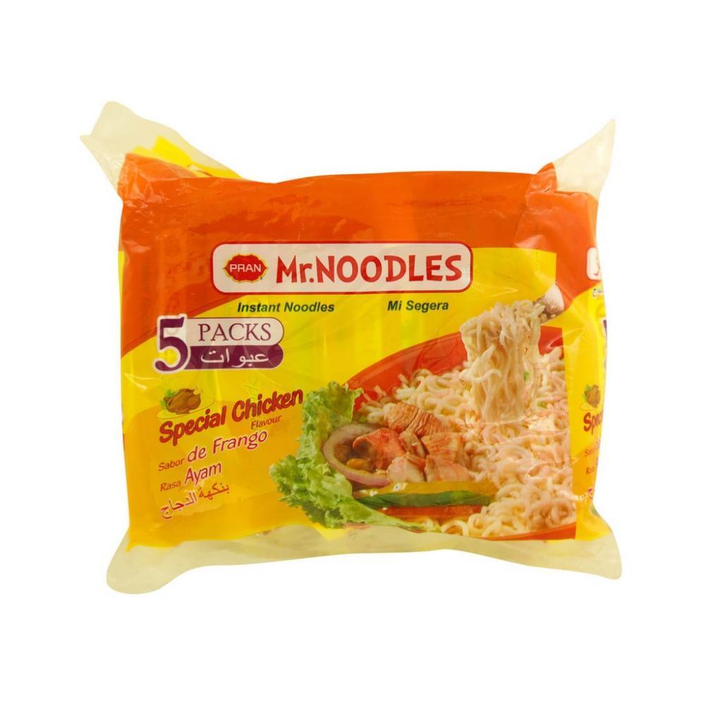 Mr Noodles Special Chicken Flavour Instant Noodles 5 pack