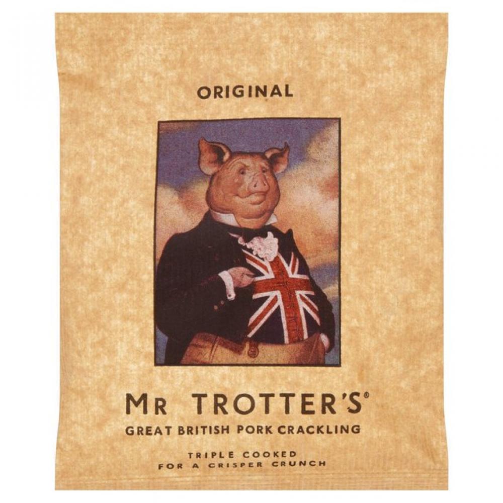 Mr Trotters Great British Pork Crackling 40g