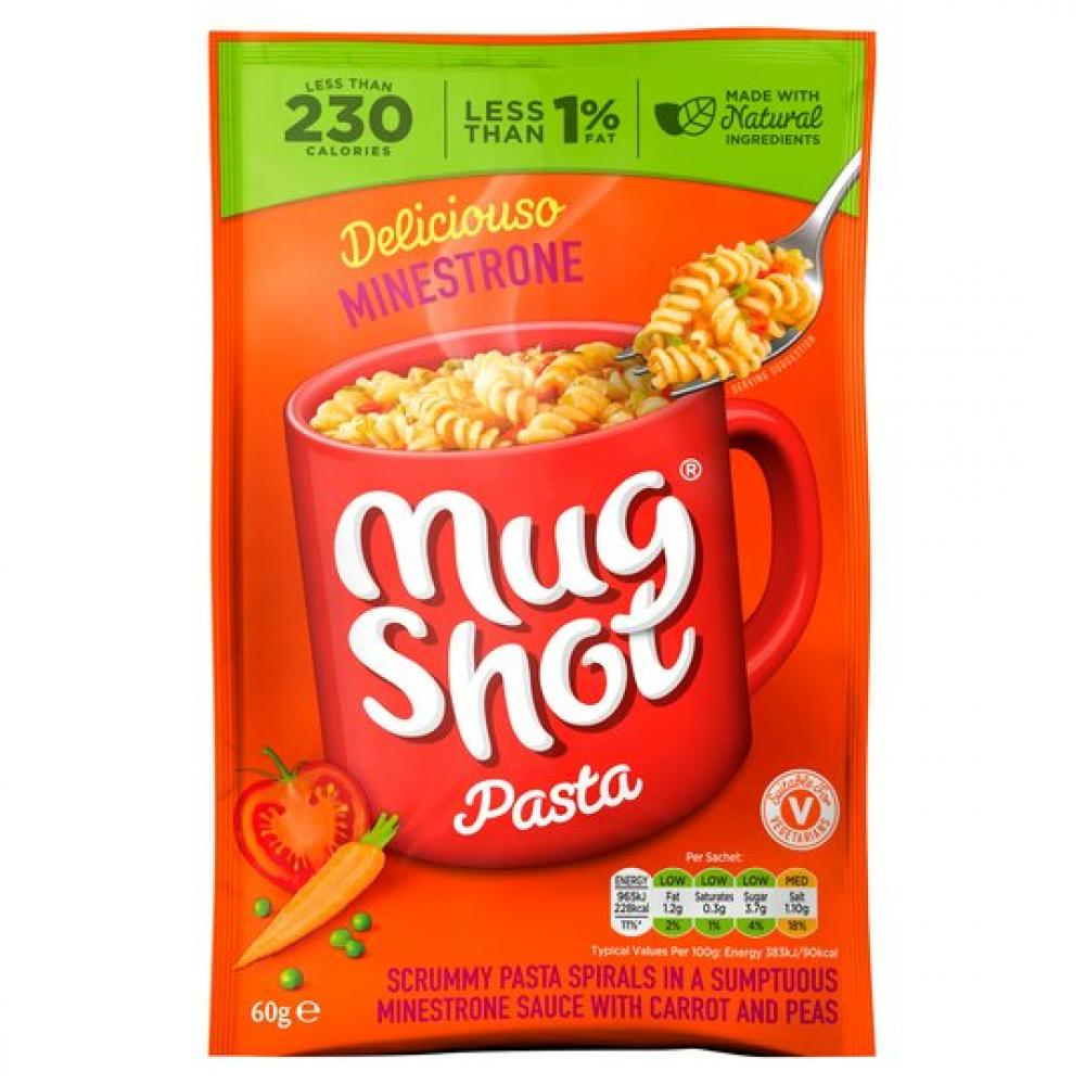 Mug Shot Pasta Minestrone 60g