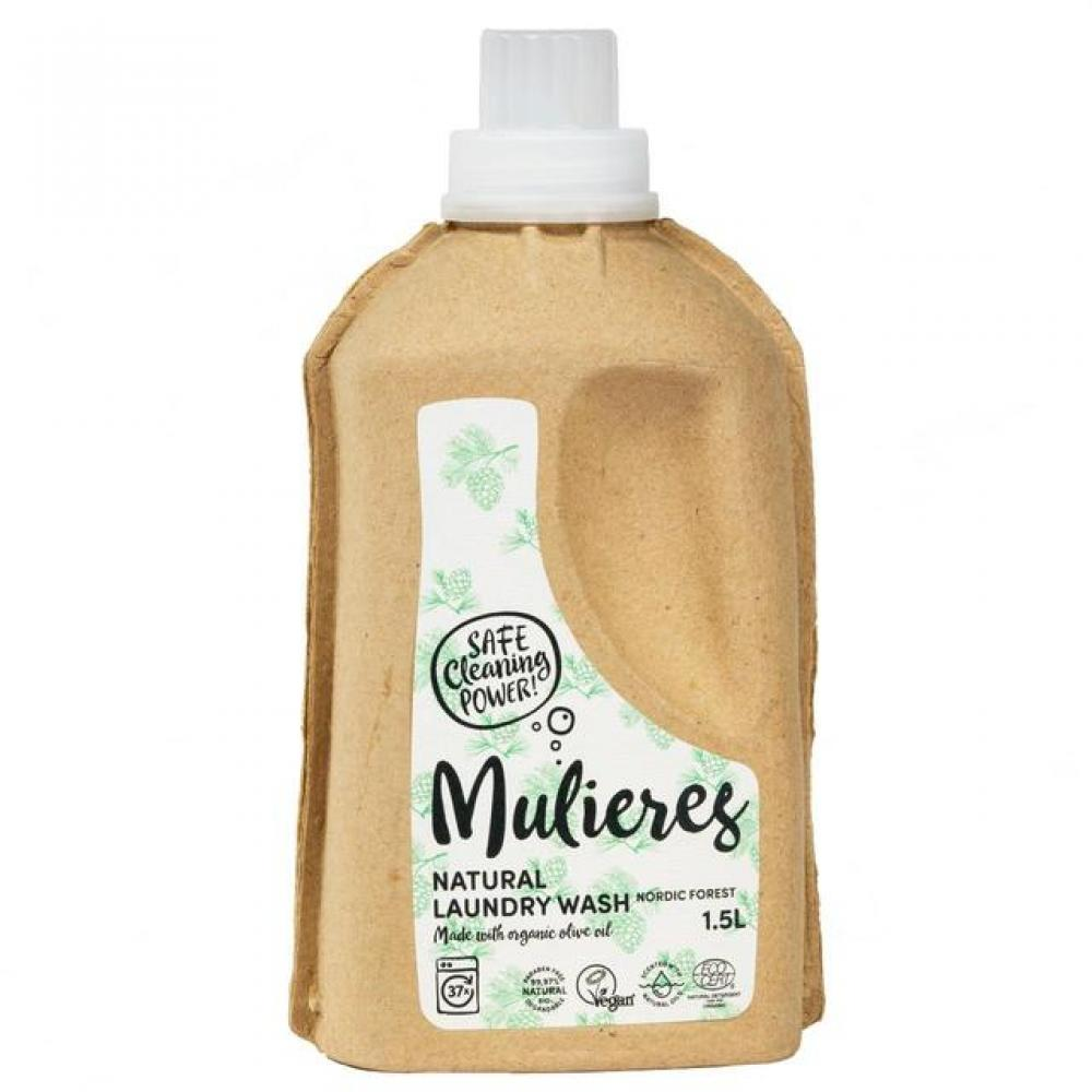 Mulieres Natural Laundry Wash 1.5 Litre