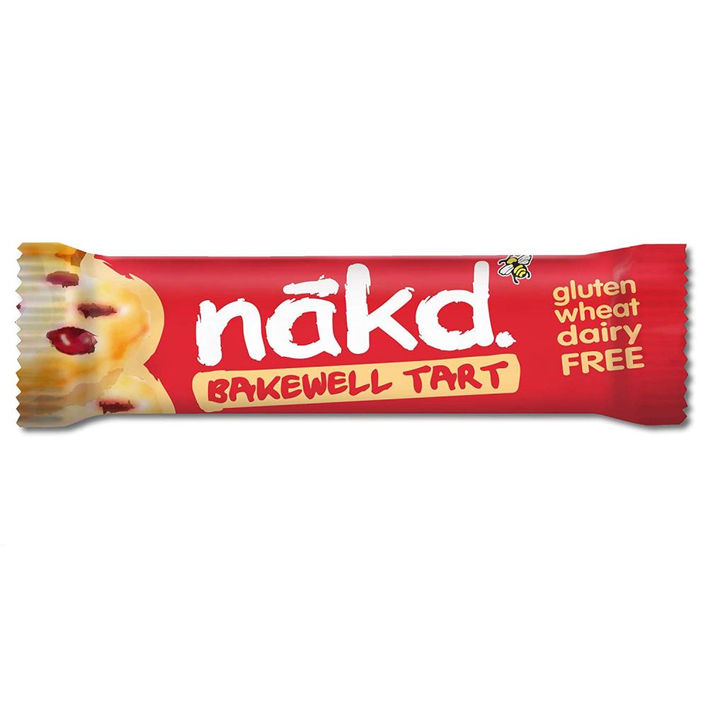 Nakd Bakewell Tart Natural Snack Bar 35 g