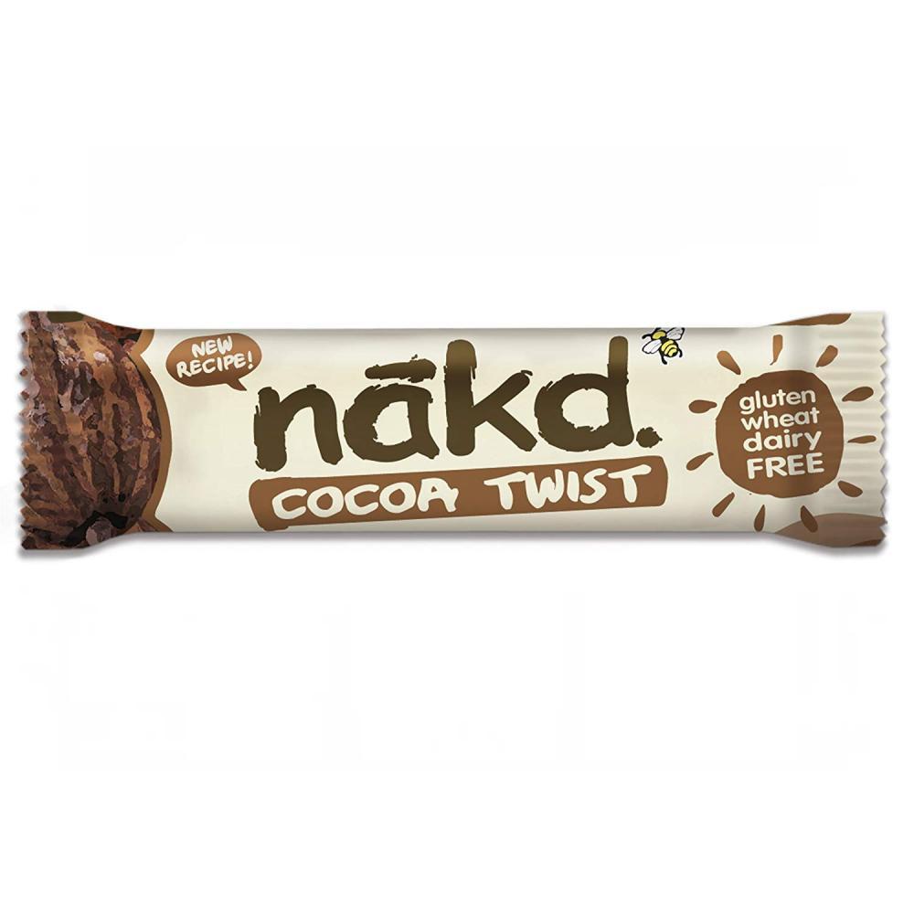 Nakd Cocoa Twist 30g