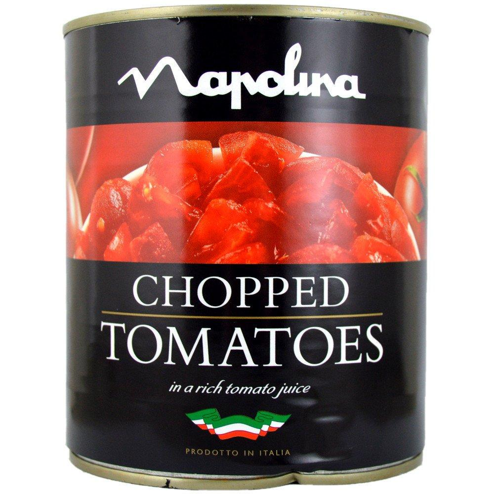 Napolina Chopped Tomatoes 800g