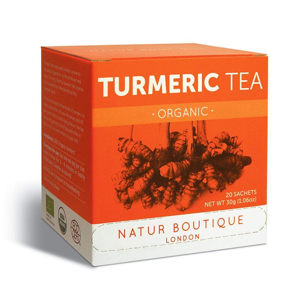 Natur Boutique Organic Turmeric Tea 30g