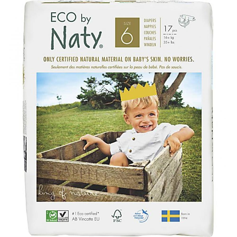 Nature Babycare Size 6 17 Nappies