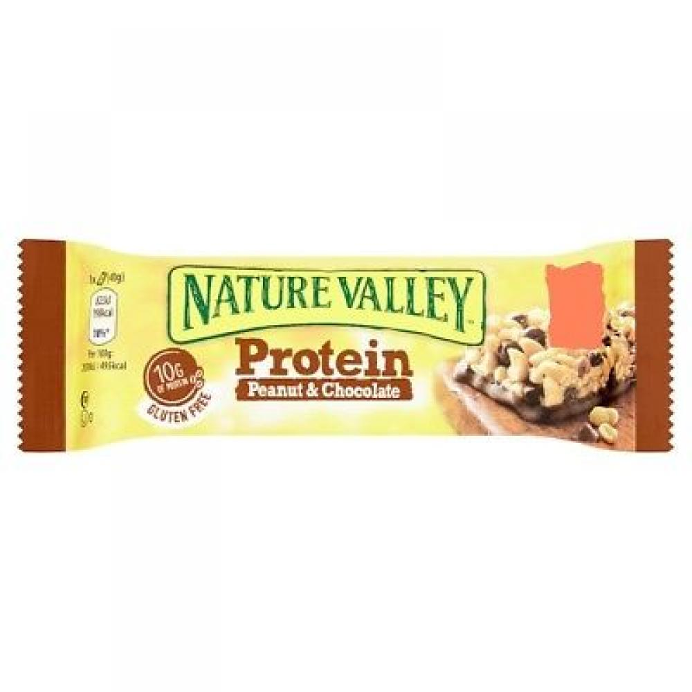 Nature Valley Protein Bar Peanut And Chocolate 40g