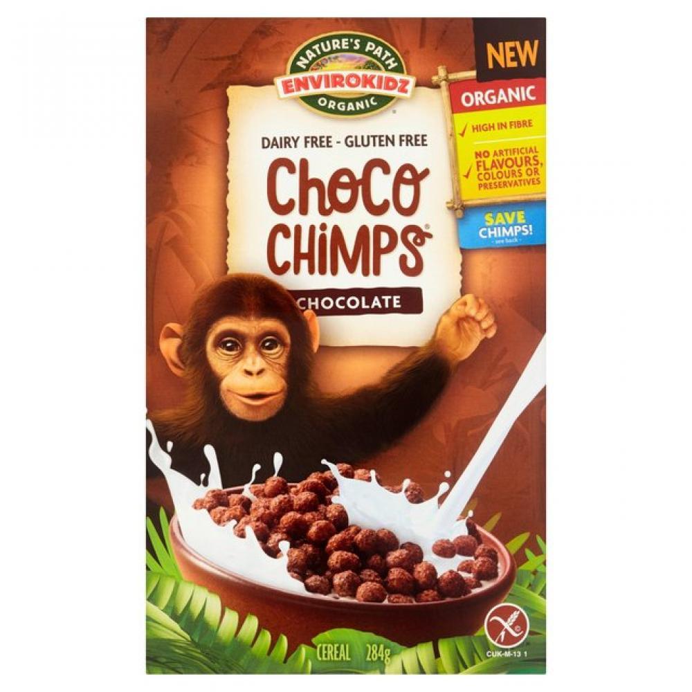 Natures Path Choco Chimps Chocolate 284g