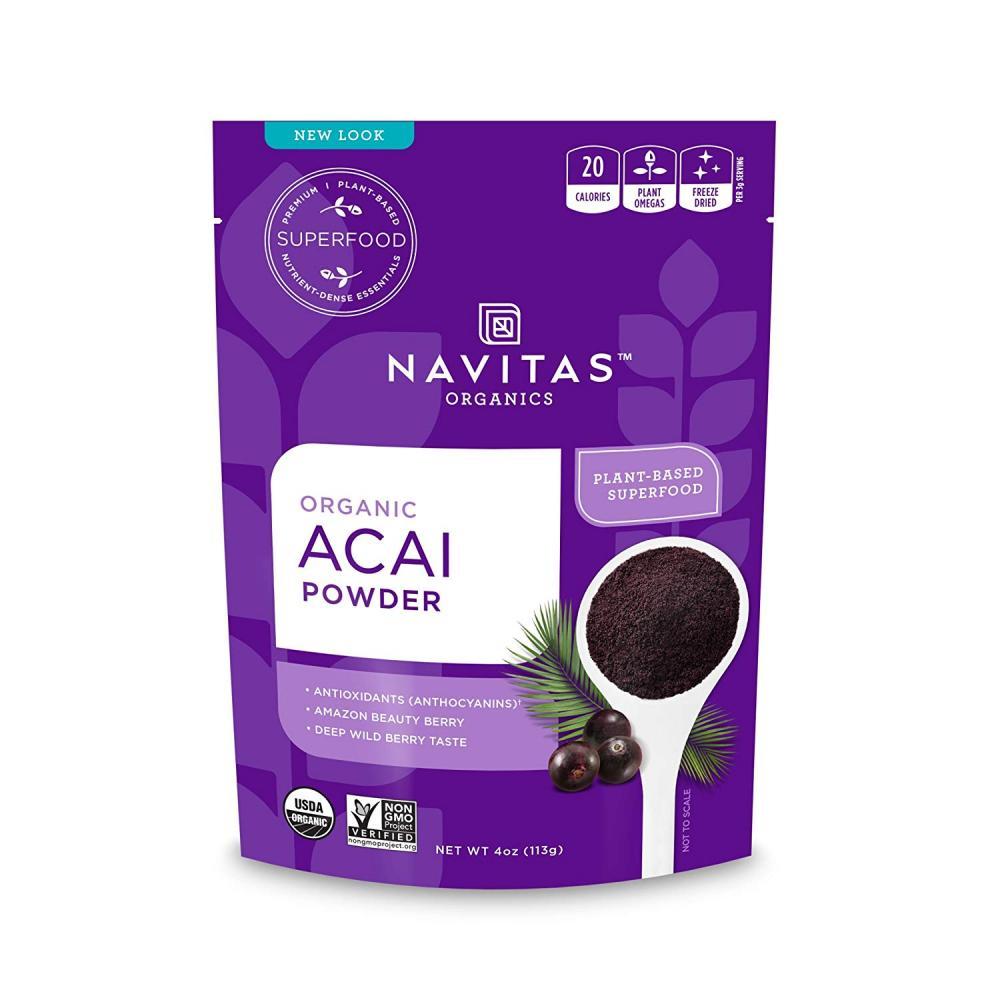 Navitas Naturals Acai Powder 113g