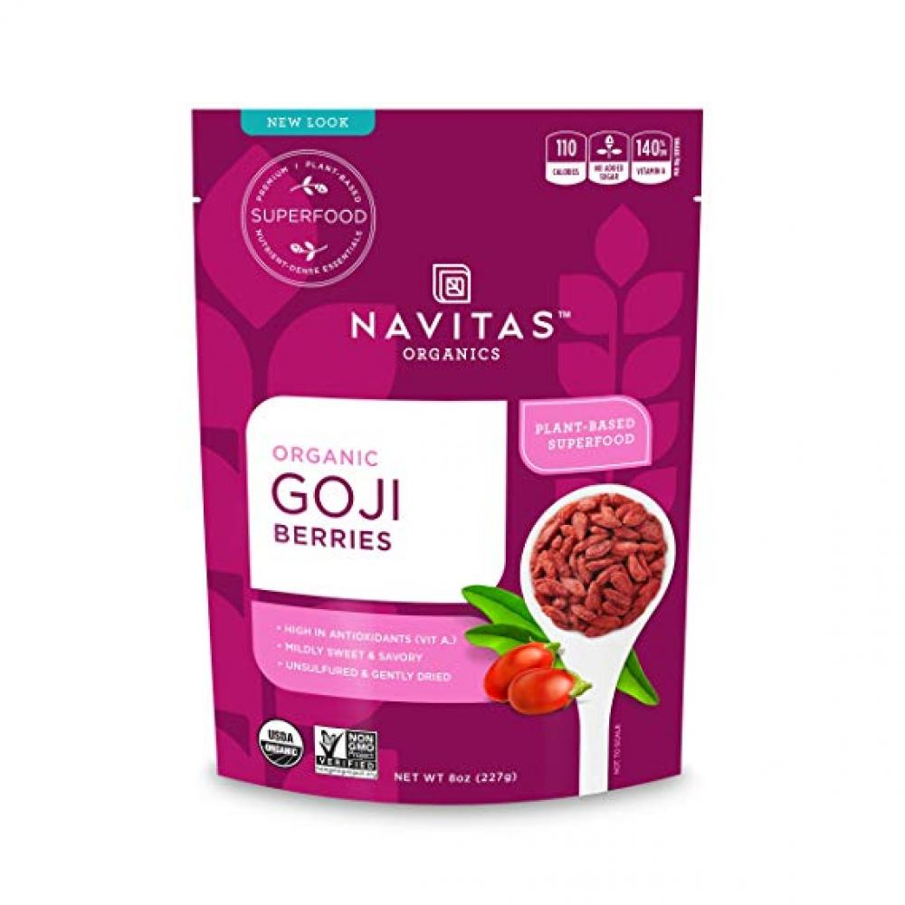 Navitas Organics Goji Berries 227g