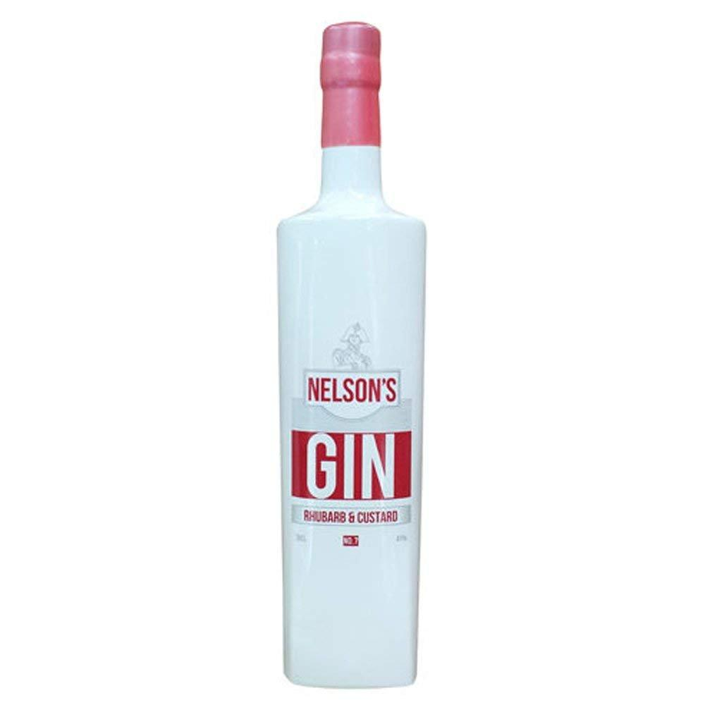 Nelsons Rhubarb and Custard Gin 70 cl