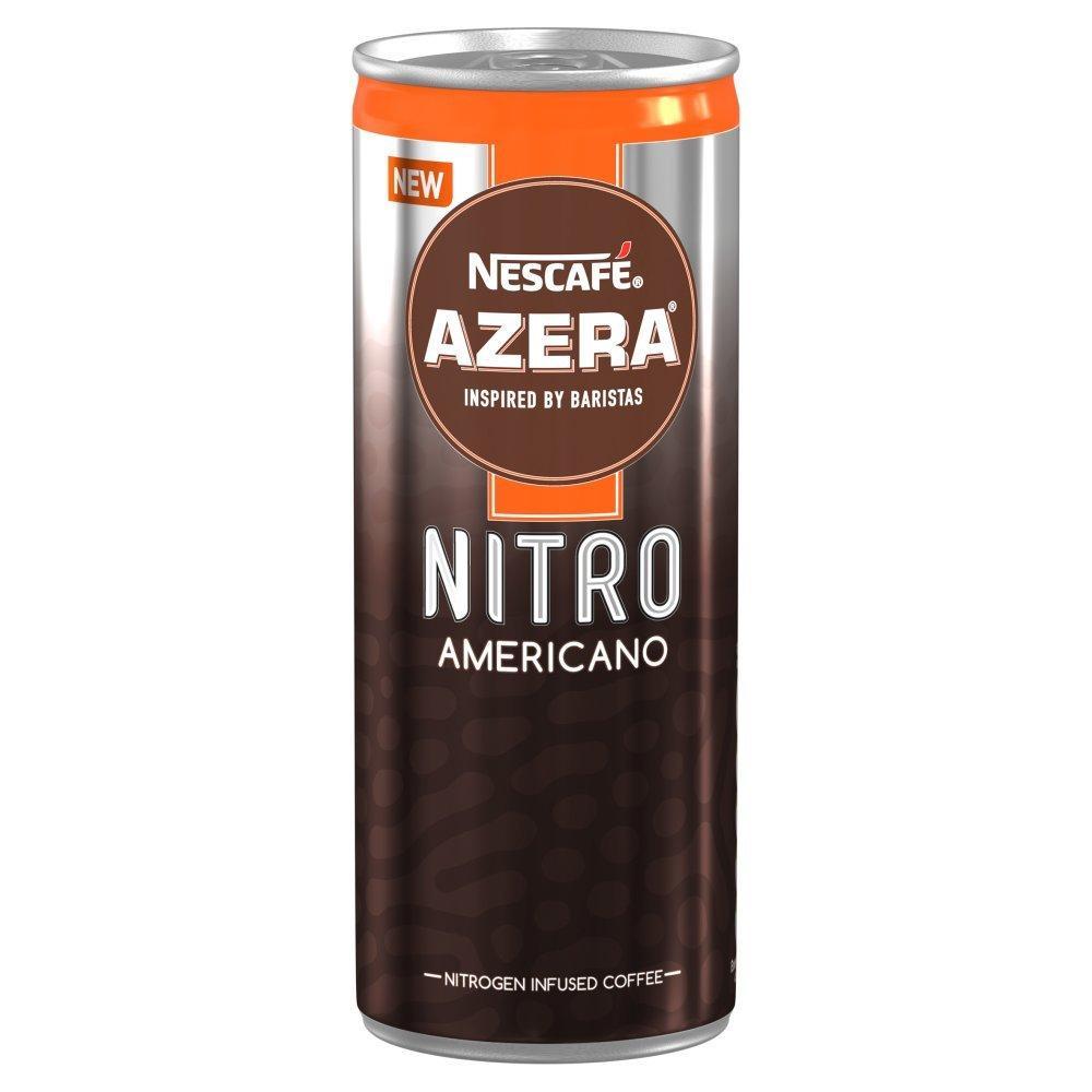 Nescafe Azera Nitro Americano 192ml