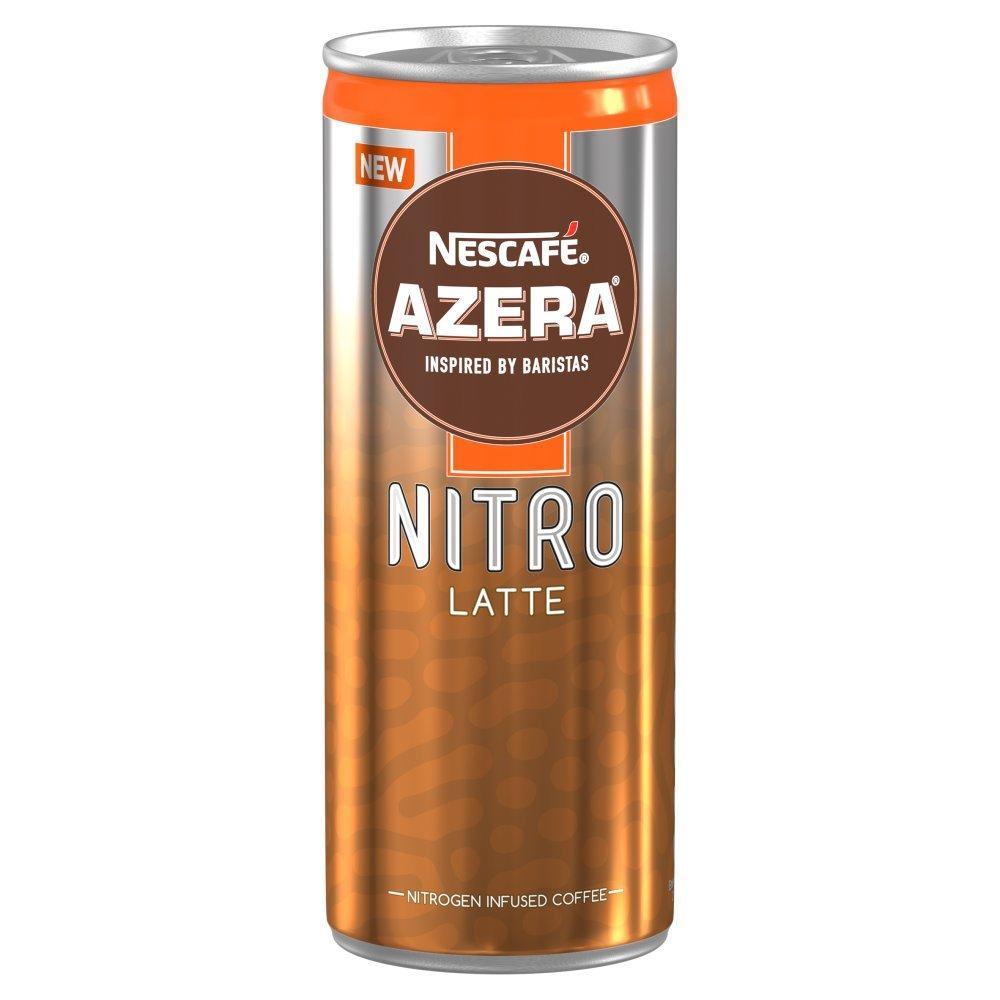 Nescafe Azera Nitro Latte 192ml