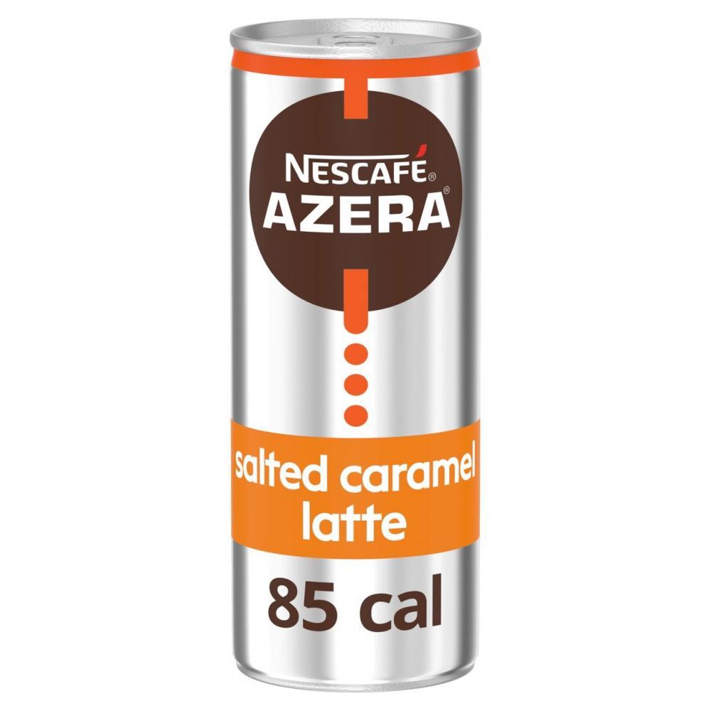 SALE  Nescafe Azera Nitro Salted Caramel Latte 250ml