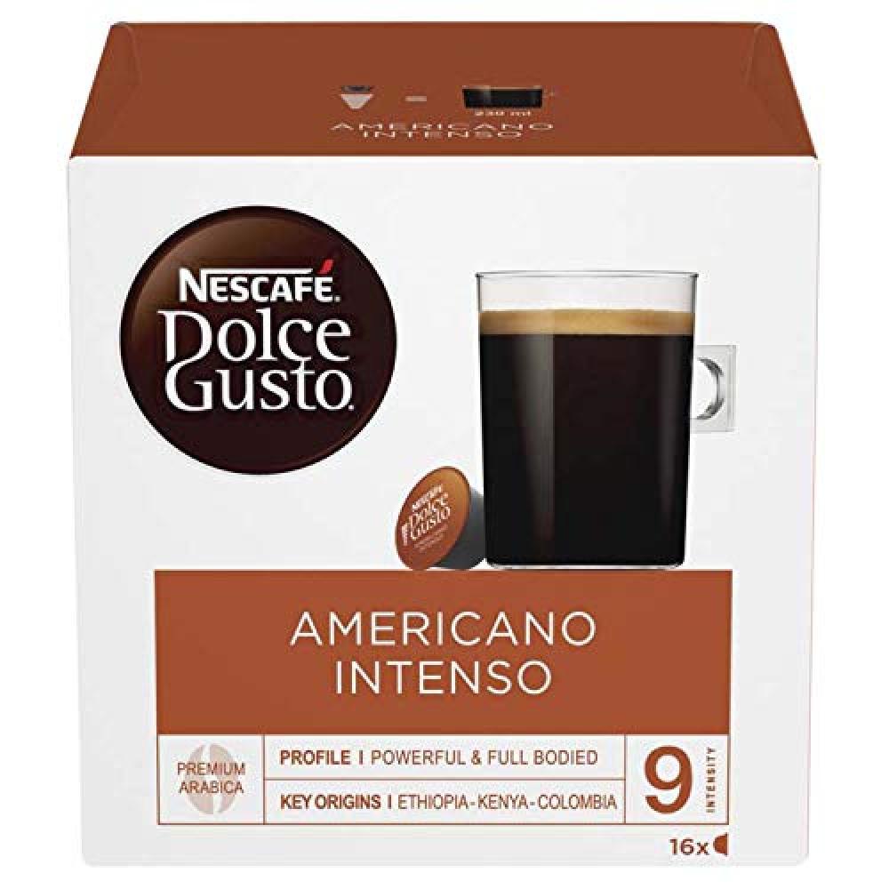 Nescafe Dolce Gusto Americano 16 Capsules