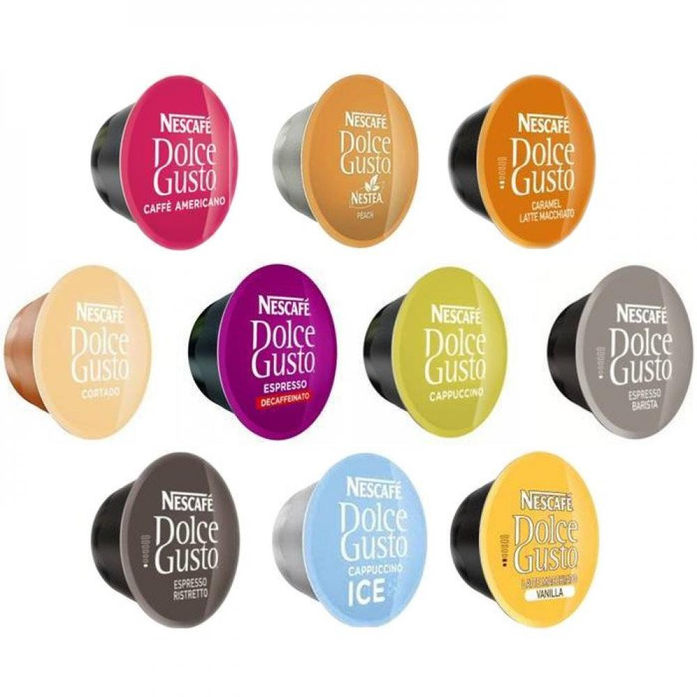 Nescafe Dolce Gusto Mixed Pods pack of 10