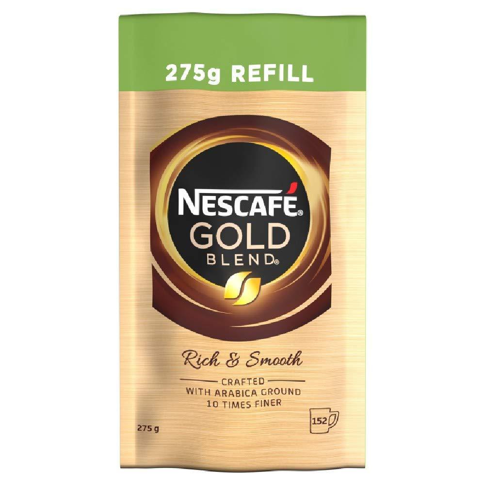 Nescafe Gold Blend Instant Coffee Refil 275 g
