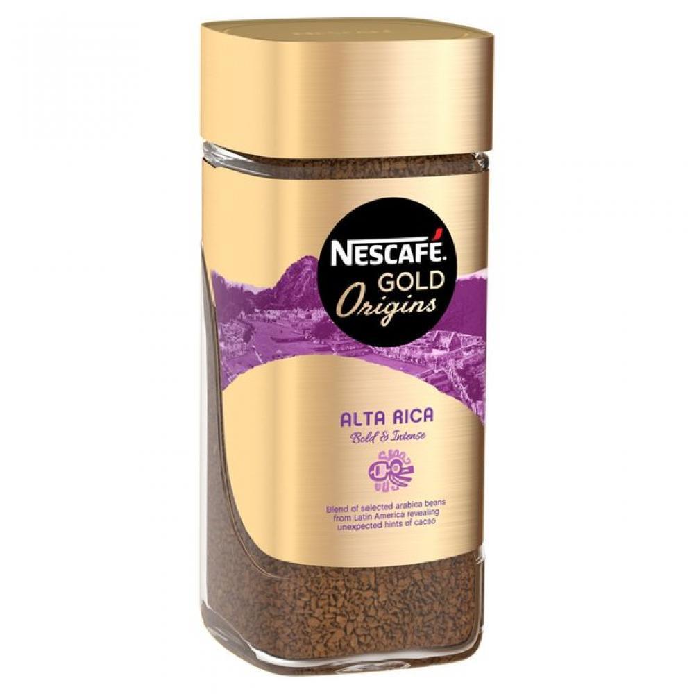 Nescafe Gold Origins Alta Rica 100g