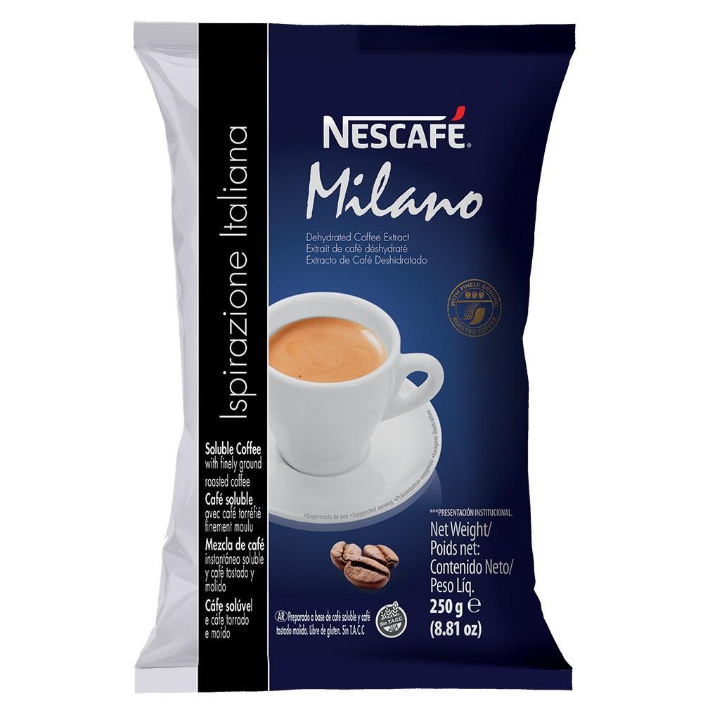 Nescafe Milano Ispirazione Italiana Coffee 250g