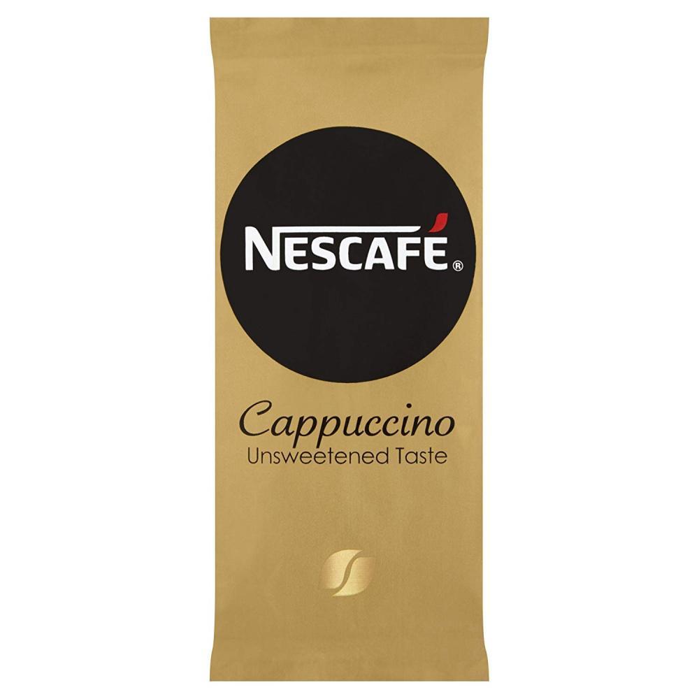 Nescafe Unsweetened Cappuccino Sachet 14.2g