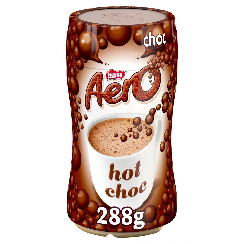 Nestle Aero Hot Chocolate 288g