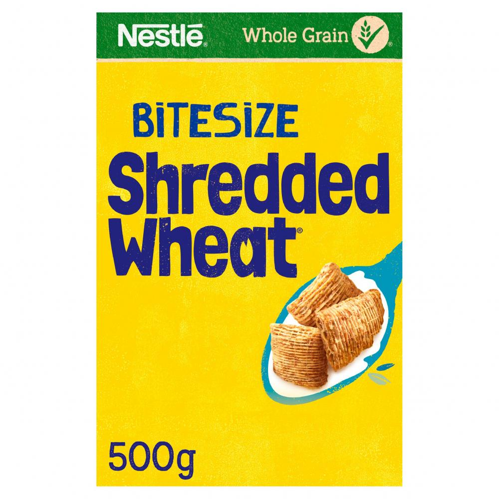 Nestle Bitesize Shredded Wheat 500g