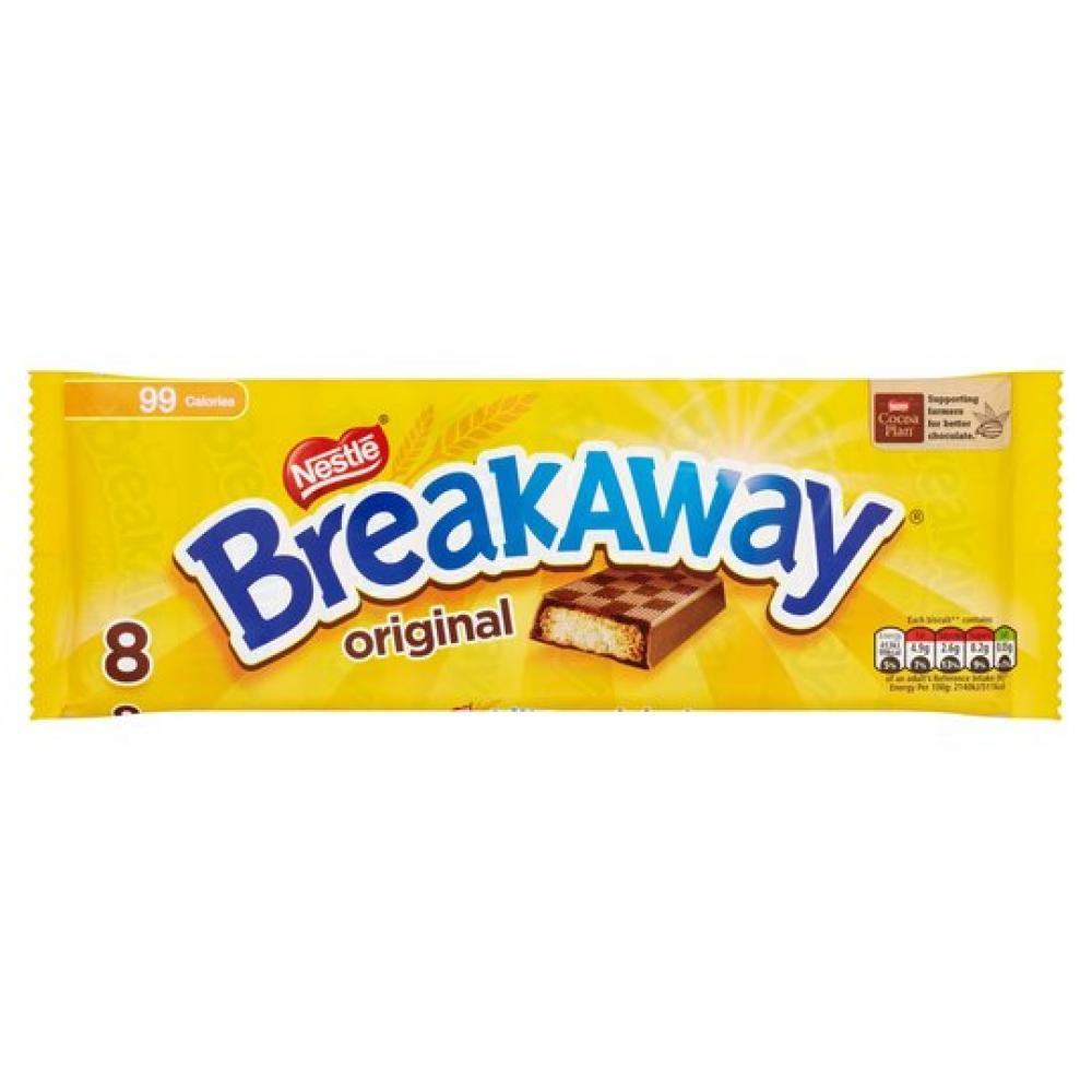 Nestle Breakaway 8 Pack