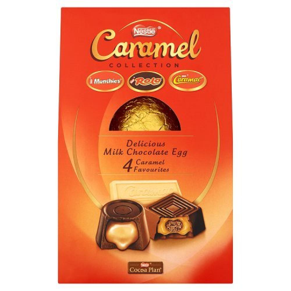 Nestle Caramel Collection Easter Egg 364g