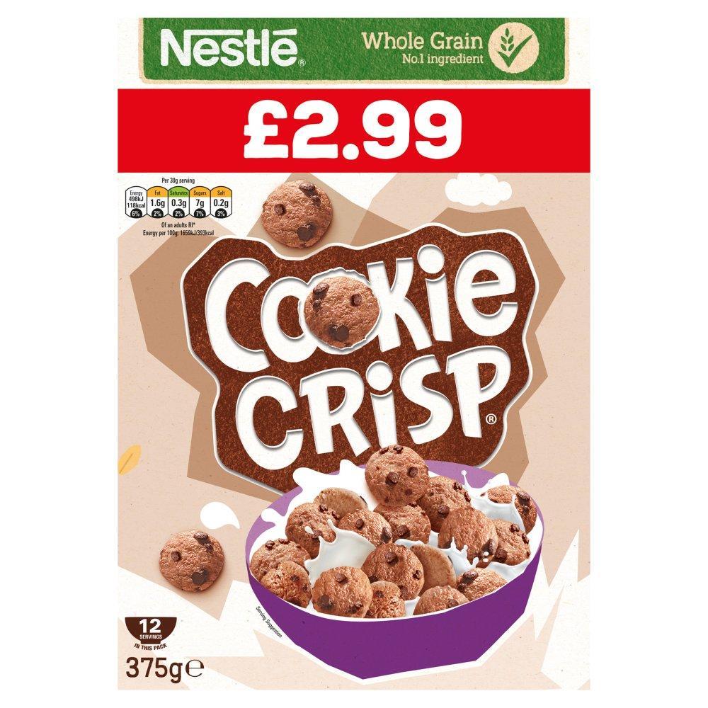 Nestle Cookie Crisp 375g