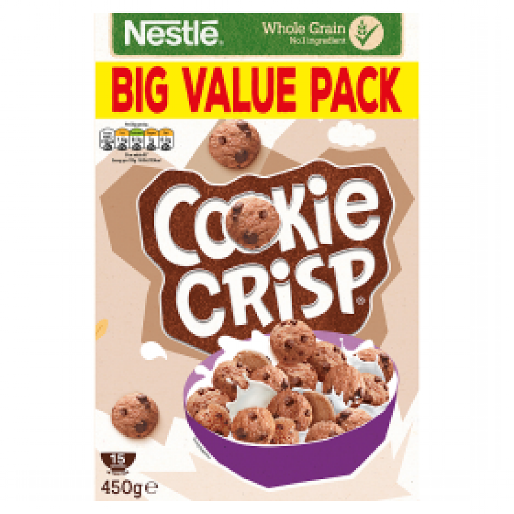Nestle Cookie Crisp 450g