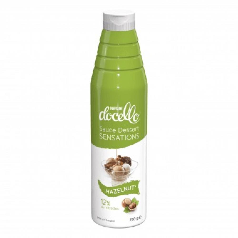 Nestle Docello Sauce Dessert Sensations Hazelnut 750g