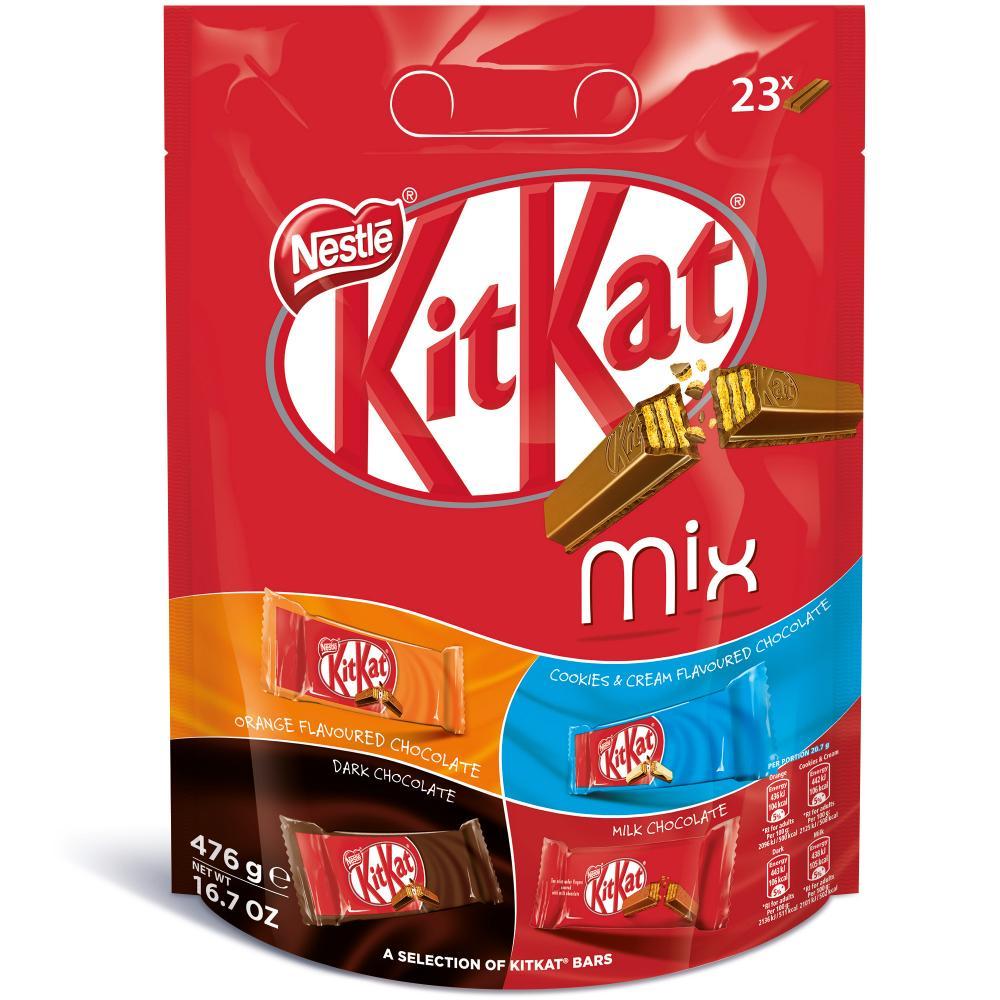 Nestle KitKat Mix 23 Pieces 476g