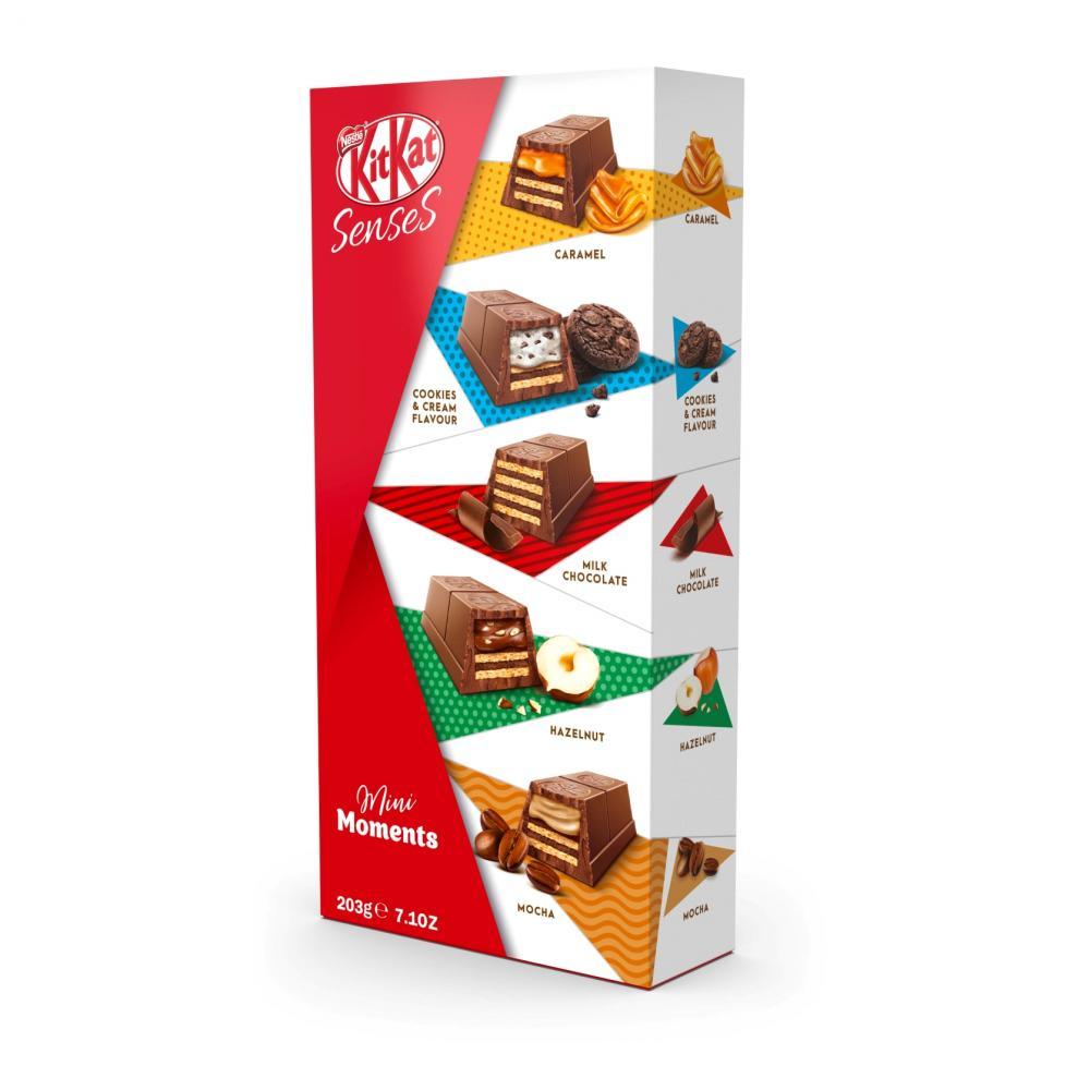 Nestle Kitkat Senses Mini Moments 203g