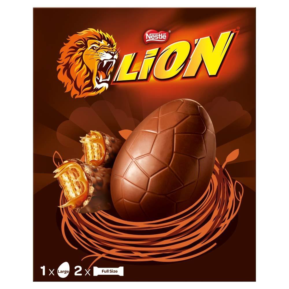 Nestle Lion Bar Retro Large Easter Egg 280 g